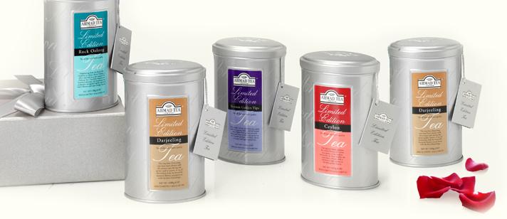 Exklusive Teesorten