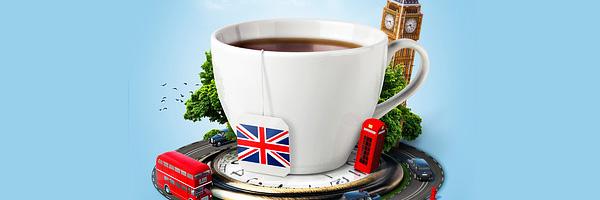 Englische Teekultur